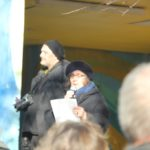 Aufstehen Demo SPD Zentrale Rede BVV Abgeordnete