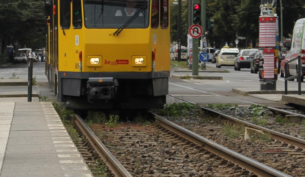 Tramlinie-Berlin