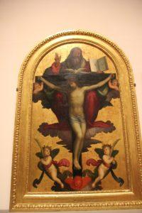 10 Malerei Galleria dell'Accademia Florenz.JPG