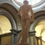 12 David Michel Angelo Rueckseite Galleria dell'Accademia Florenz.JPG