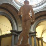 12 David Michel Angelo Rueckseite Galleria dell'Accademia Florenz.JPG