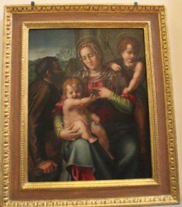 15 Malerei Galleria dell'Accademia Florenz.JPG