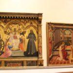 2 Gotische Malerei Galleria dell'Accademia Florenz