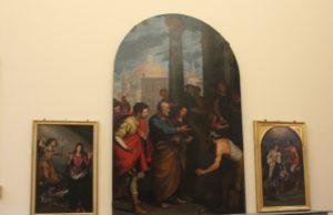 22 Malerei Galleria dell'Accademia Florenz.JPG