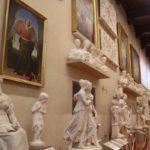 23 Moderne Skulpturen Galleria dell'Accademia Florenz.JPG