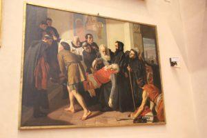 26 Geschichtsmalerei Galleria dell'Accademia Florenz