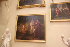 27 Bibelmalerei Galleria dell'Accademia Florenz
