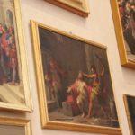 28 Bibelmalerei Galleria dell'Accademia Florenz