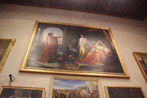 29 Bibelmalerei Galleria dell'Accademia Florenz