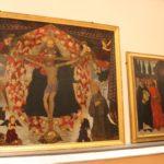 3 Gotische Malerei Galleria dell'Accademia Florenz