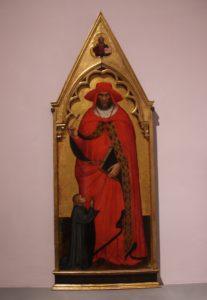 33 Gotischer Kardinal Galleria dell'Accademia Florenz