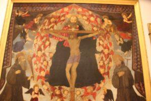 4 Gotische Malerei Galleria dell'Accademia Florenz