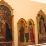 7 Malerei Galleria dell'Accademia Florenz.JPG