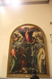 8 Malerei Galleria dell'Accademia Florenz.JPG