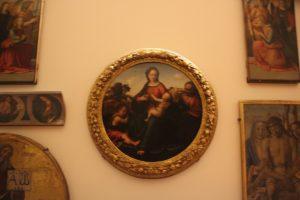 9 Malerei Galleria dell'Accademia Florenz.JPG