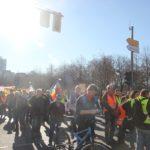 Aufstehen Demo 16-Februar-2019 Berlin Demonstrationszug 10