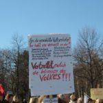 Aufstehen Demo 16-Februar-2019 Berlin Demonstrationszug 12