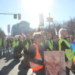 Aufstehen Demo 16-Februar-2019 Berlin Demonstrationszug 15