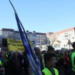 Aufstehen Demo 16-Februar-2019 Berlin Demonstrationszug 5