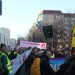 Aufstehen Demo 16-Februar-2019 Berlin Demonstrationszug 8