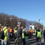 Aufstehen Demo 16-Februar-2019 Berlin Demonstrationszug 9