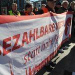 Aufstehen Demo 16-Februar-2019 Berlin Potsdamer Platz 14