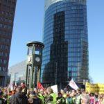 Aufstehen Demo 16-Februar-2019 Berlin Potsdamer Platz 16