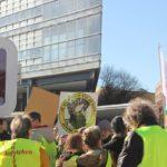 Aufstehen Demo 16-Februar-2019 Berlin Potsdamer Platz 8