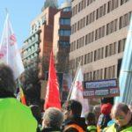 Aufstehen Demo 16-Februar-2019 Berlin Potsdamer Platz 9