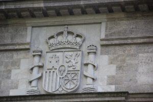 Spaniens Wappen