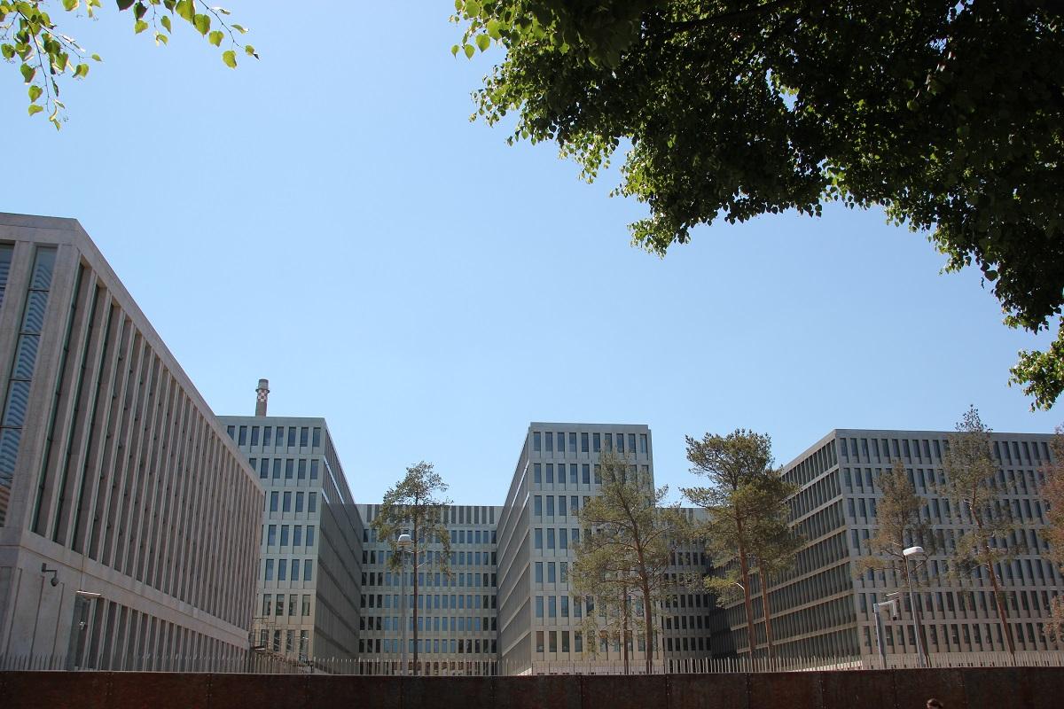 BND Zentrale Berlin
