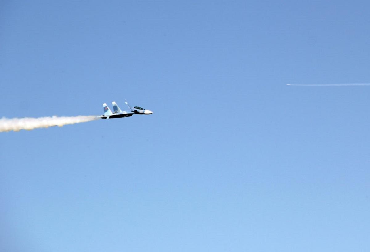 Düsenjet-Flugzeug