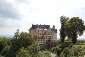 Schloss Heiligenberg - wo der Adel wohnt