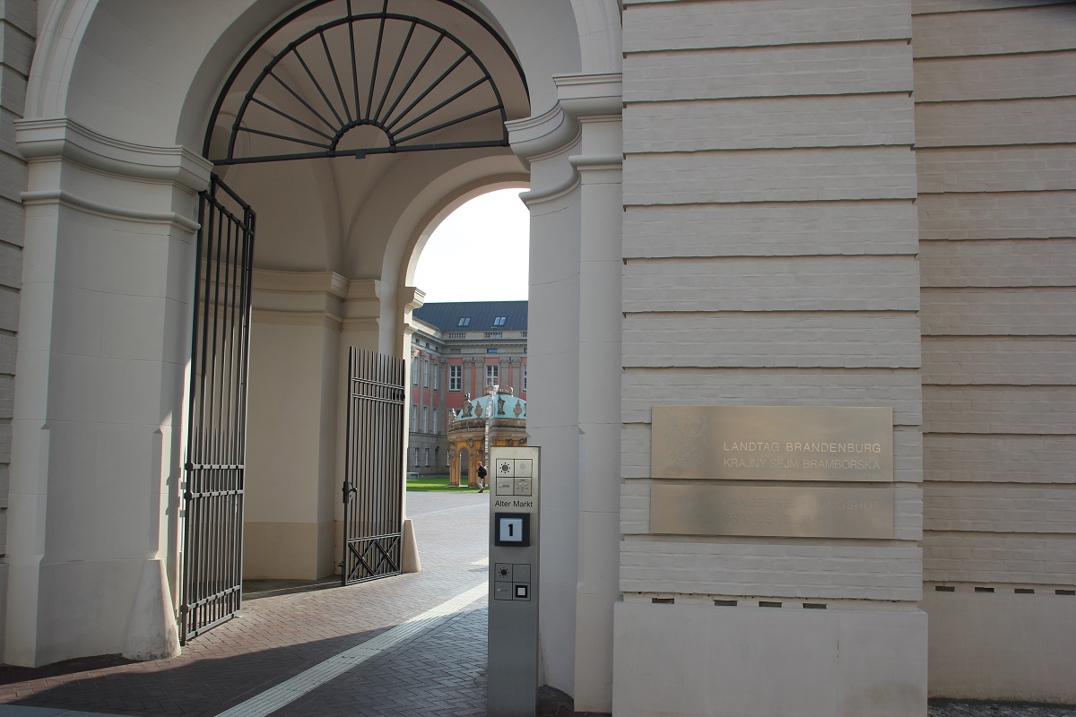 Landtag Brandenburg Potsdam