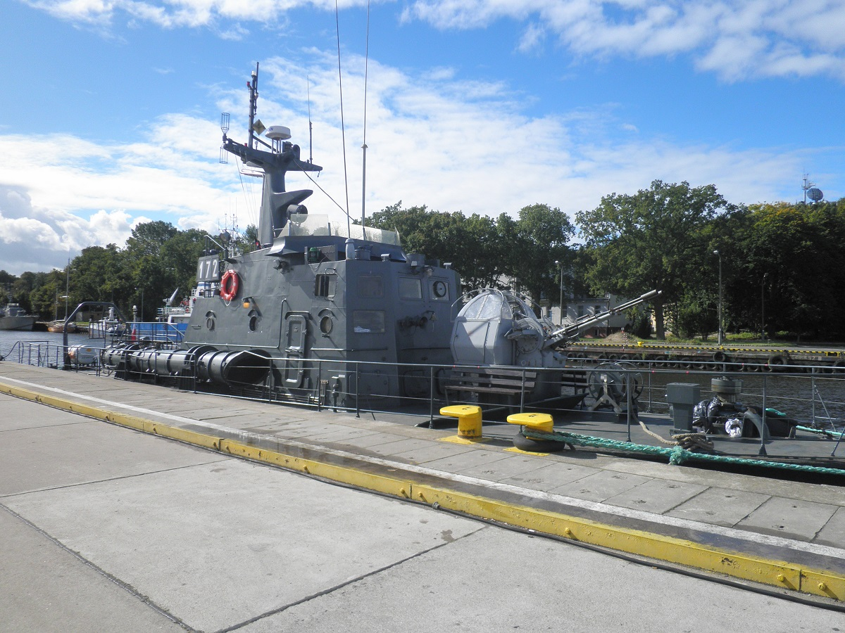 Militaerschiff