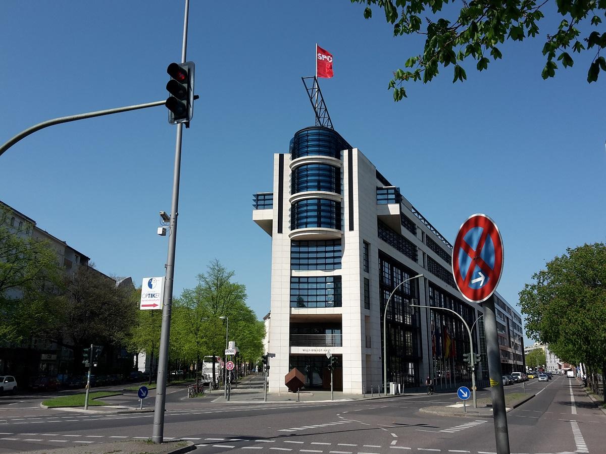 SPD Zentrale Berlin